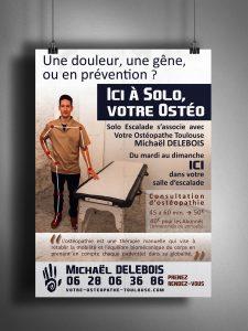 M. Delebois – Ostéopathe DO