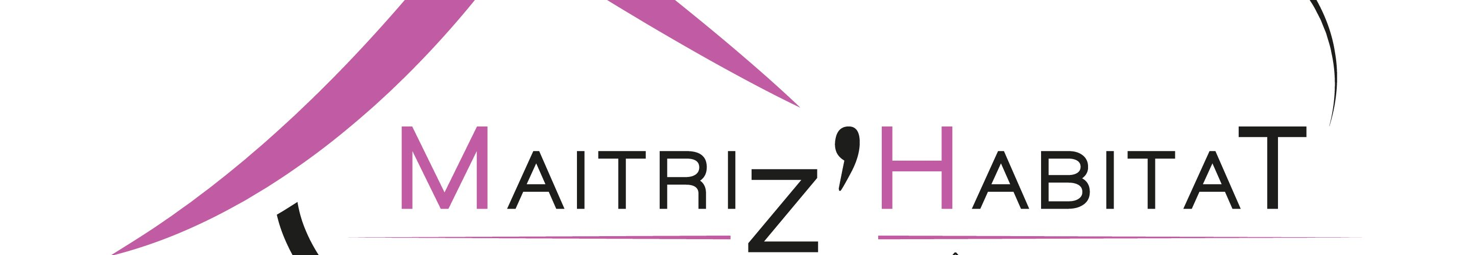 Refonte logo MaitriZ-HabitaT version Couleurs