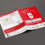 Brochure 12 pages pour le Festival des Jeux d'Arius à Castelnaudary
