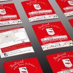 Brochure A5 du Festival des Jeux d'Arius 2017
