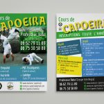 Flyer Arte Capoeira Toulouse 2017