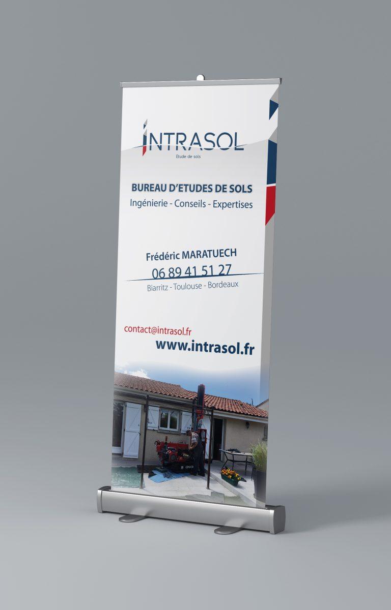 Intrasol – Bureau d'Etudes de sols