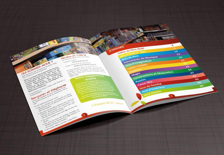 Catalogue de jouets BCD-Jeux