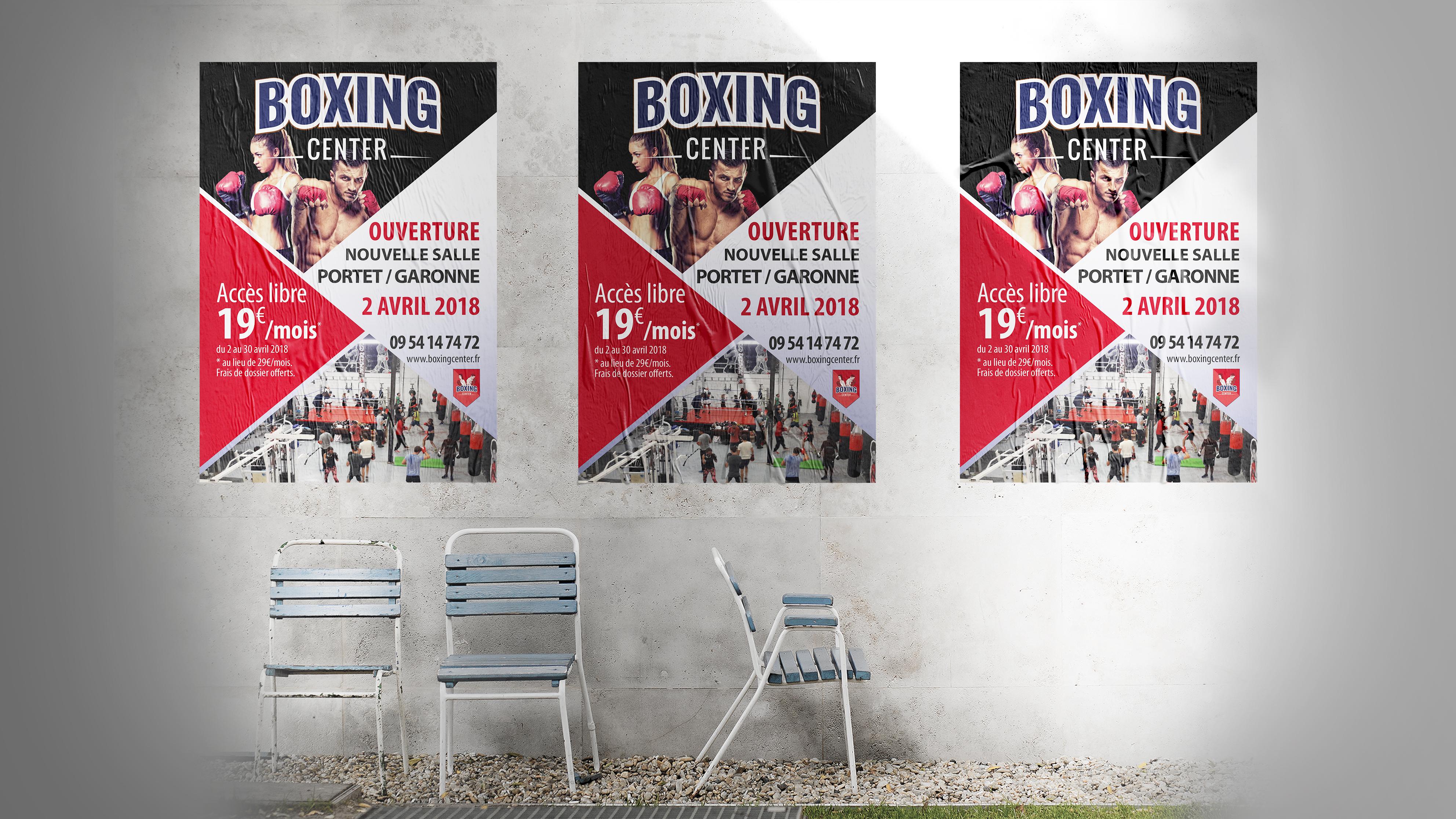 Boxing Center – Toulouse, Balma, Portet-sur-Garonne