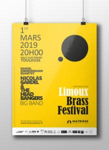 Limoux Brass Festival s'exporte à la halle aux grains de Toulouse